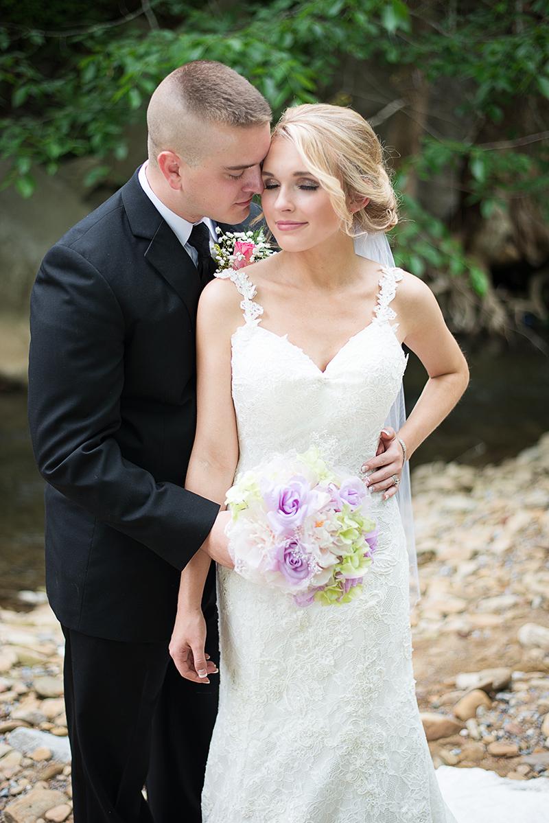 Branham Skeens Wedding Grundy VA